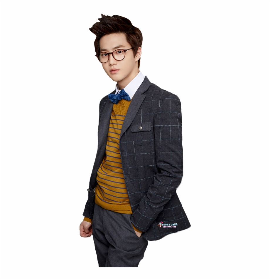 Suho Exo Png.