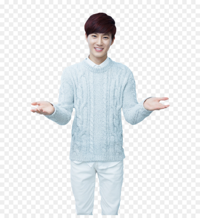 Suho PNG.