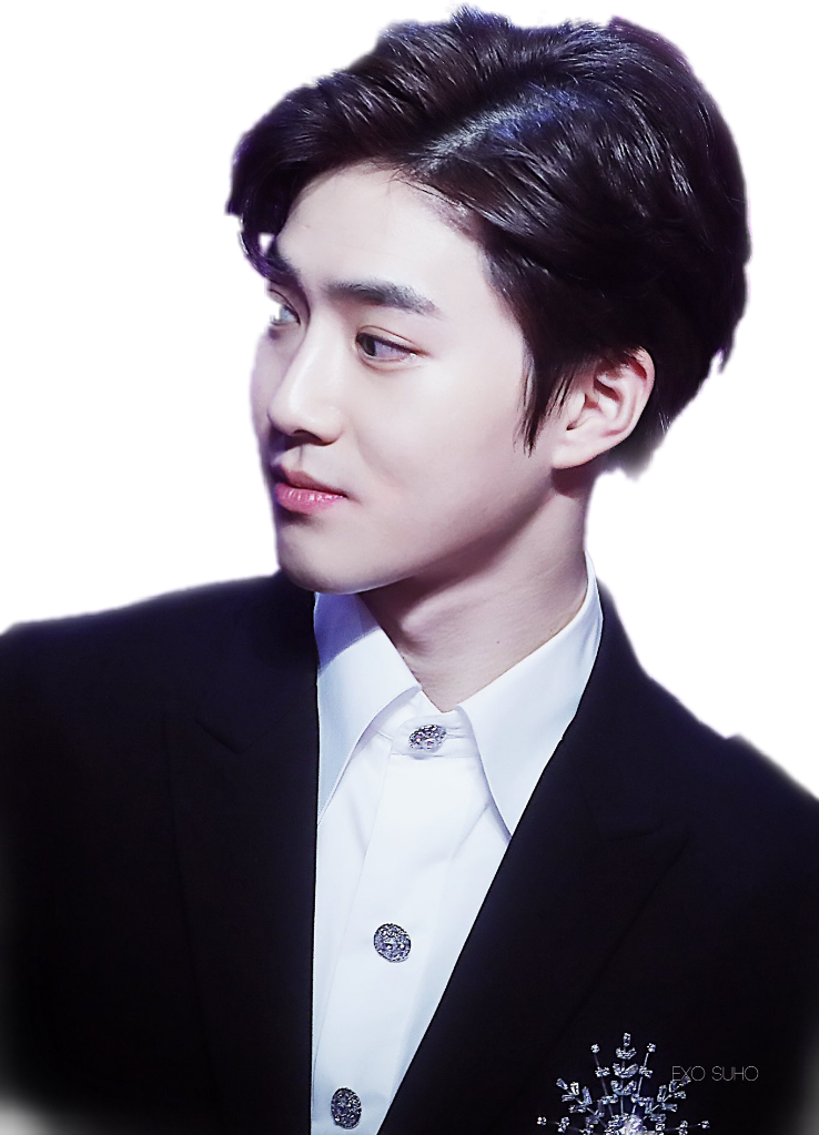 Exo Suho png ExoL.