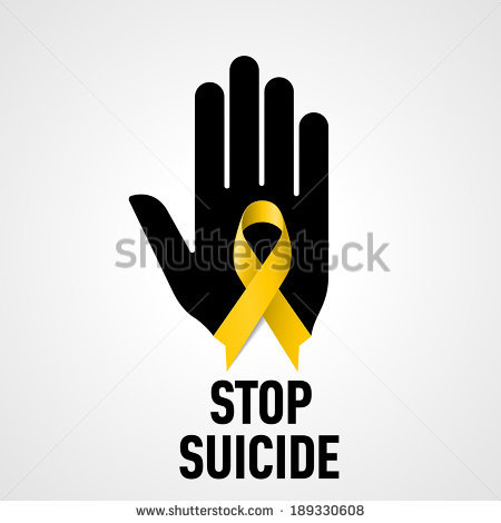 Suicide Prevention Stock Images, Royalty.
