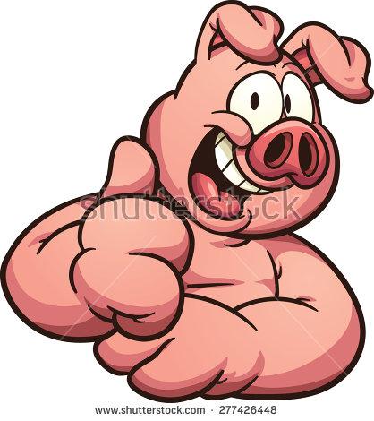 Pig Banco de imágenes. Fotos y vectores libres de derechos.