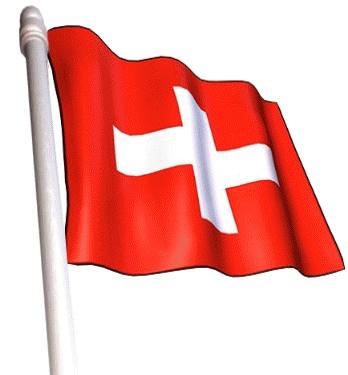 Swiss Flag Clipart.