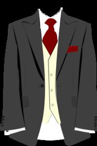 Suit 20clipart.
