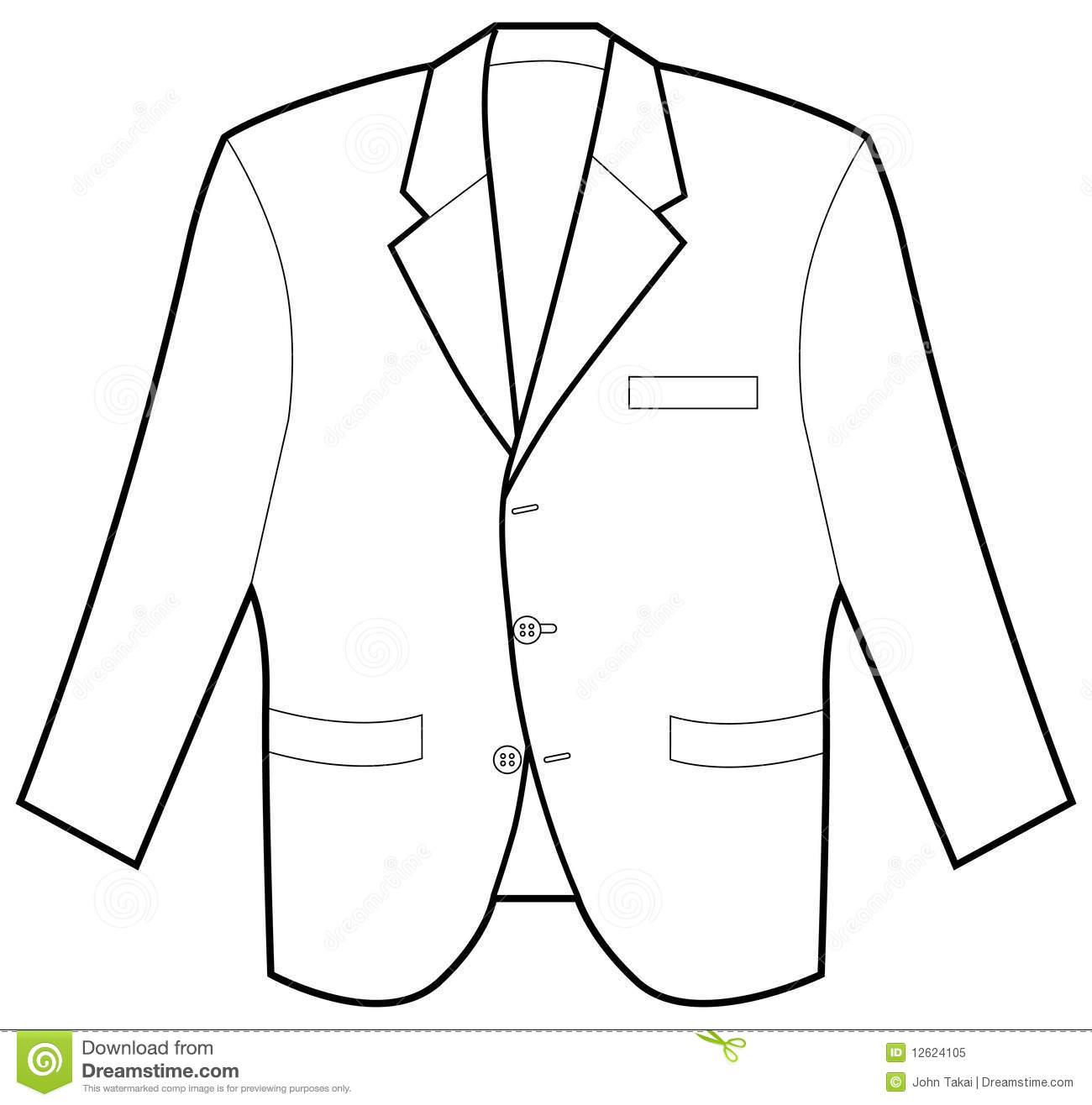 Free Jackets Outline Cliparts, Download Free Clip Art, Free.