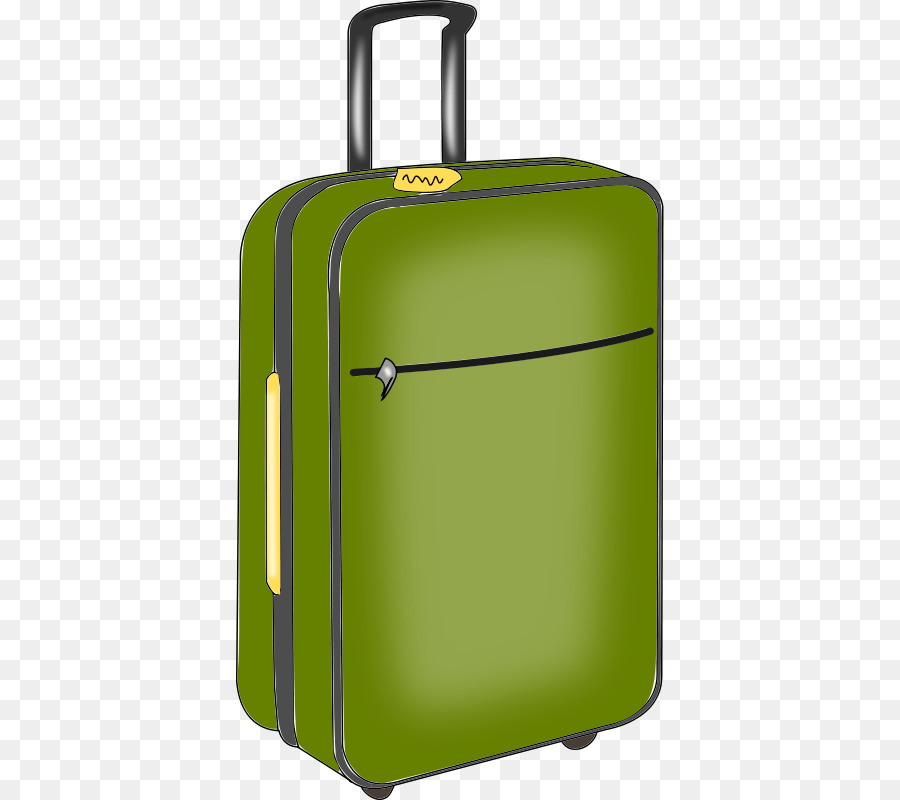 Travel Baggage clipart.