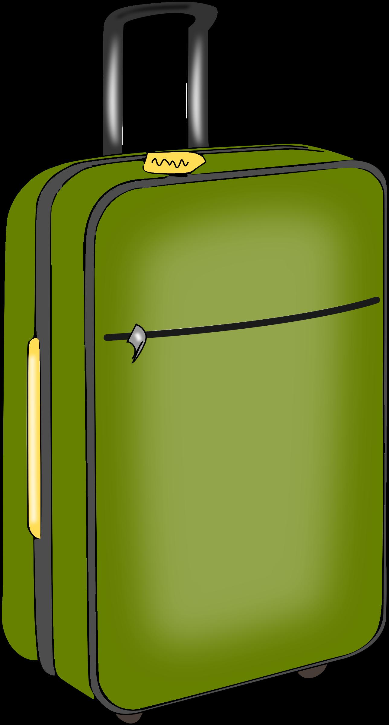Clip Art Luggage.