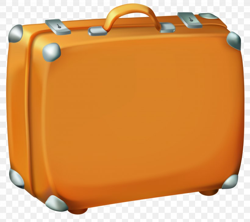 Suitcase Checked Baggage Travel Clip Art, PNG, 3671x3272px.