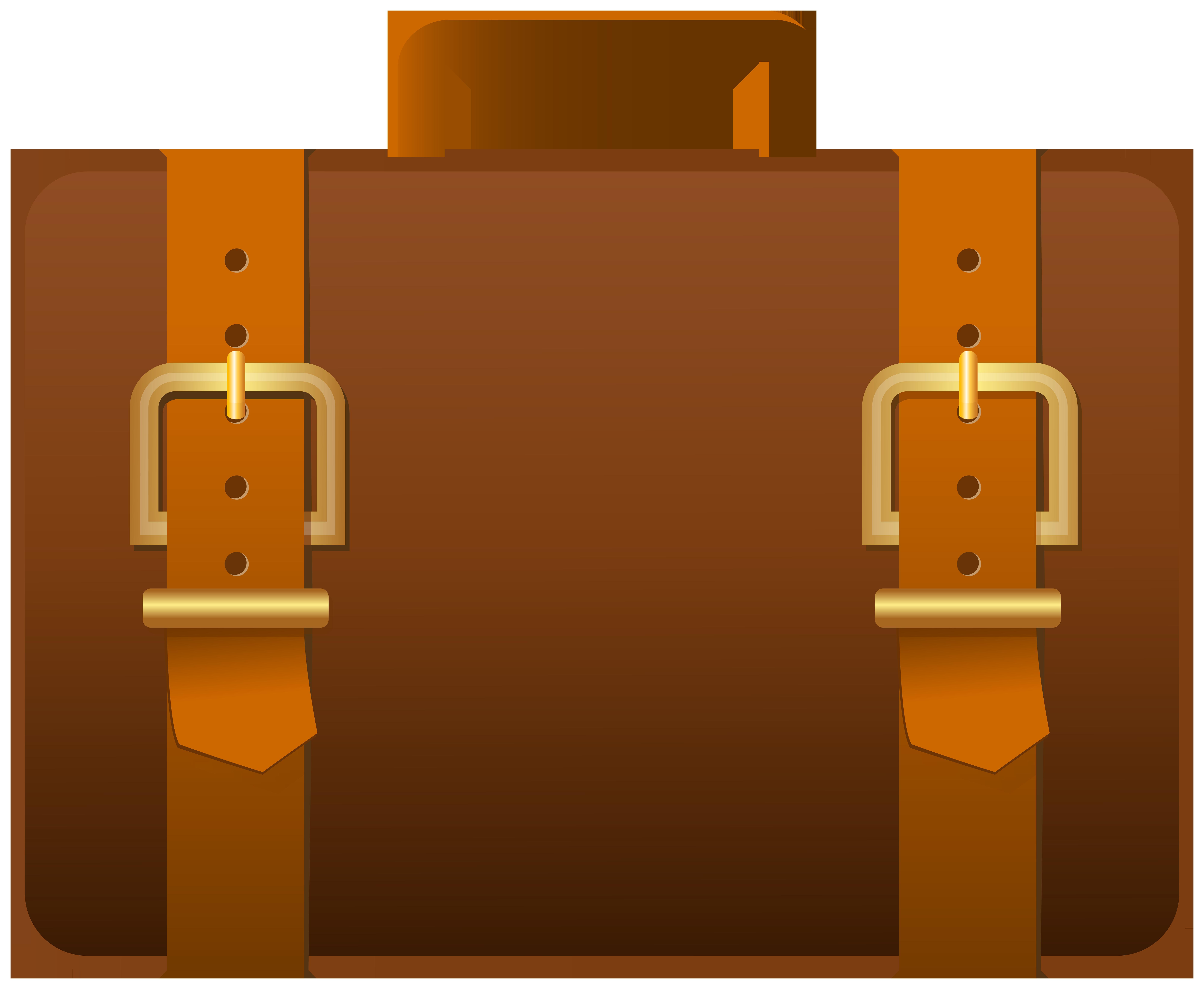 Suitcase PNG Clipart.