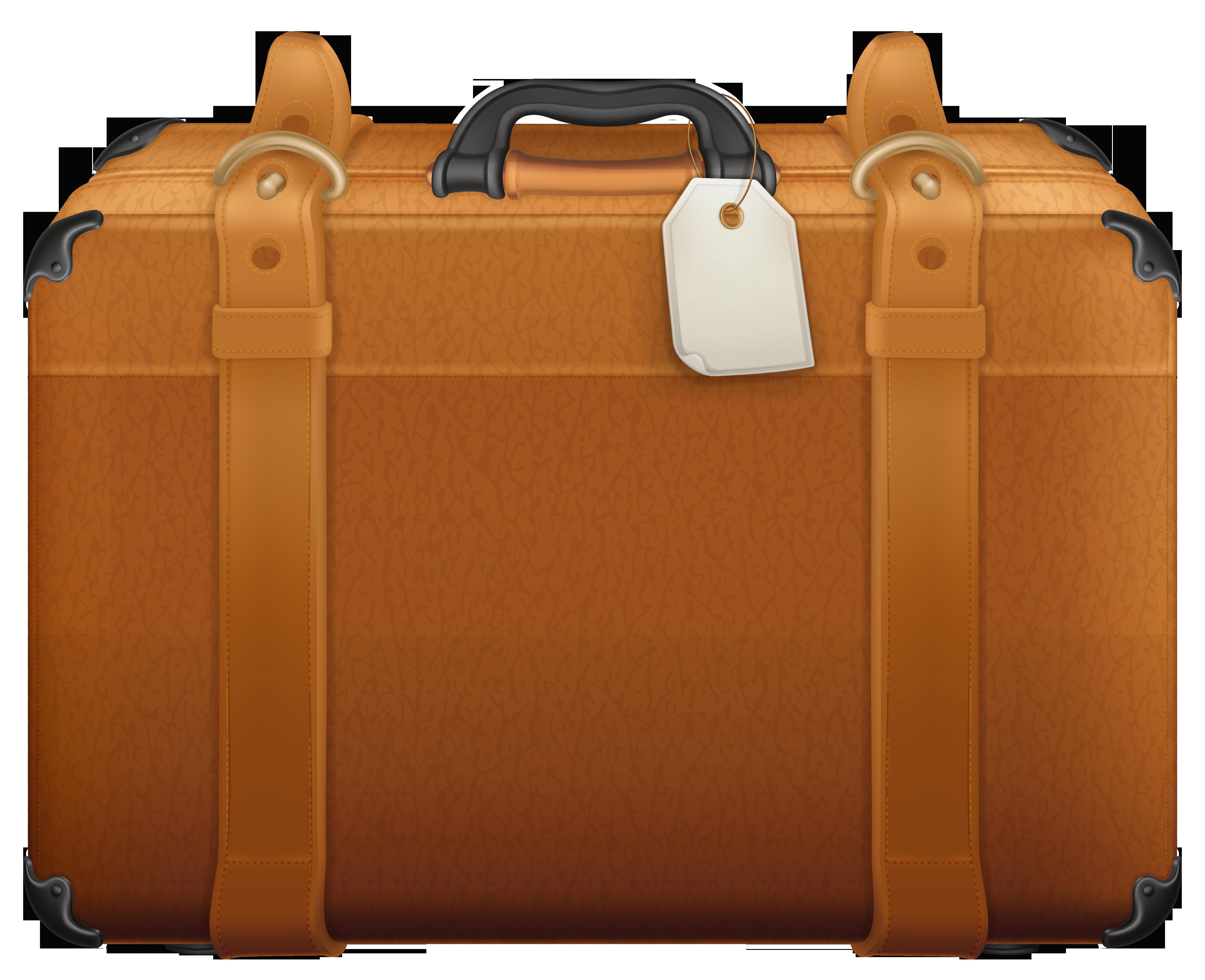 Clip art suitcase 2.