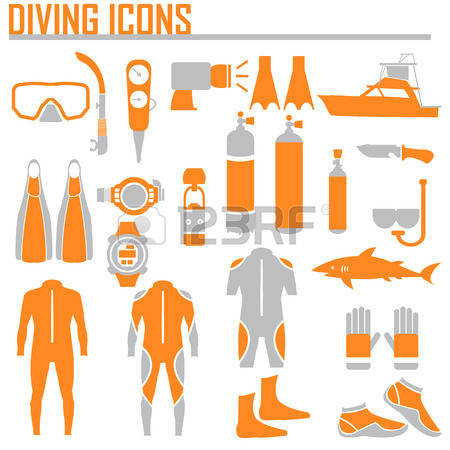 55 Diving Suites Stock Vector Illustration And Royalty Free Diving.