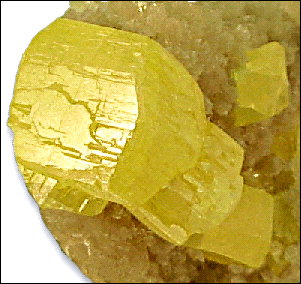 Sulfur Crystal Small Clip Art Download.