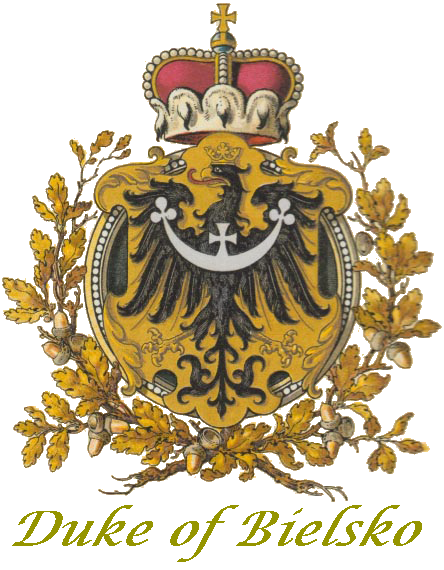 Duke of Bielsko.