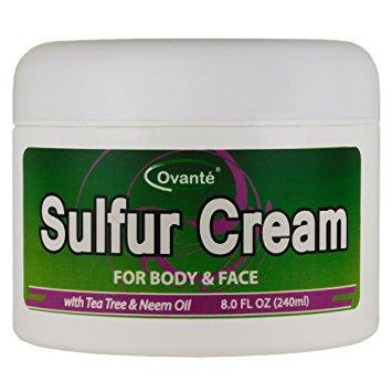 Amazon.com : Sulfur Skin Cream (8 oz. 240 mL) Antifungal Healing.