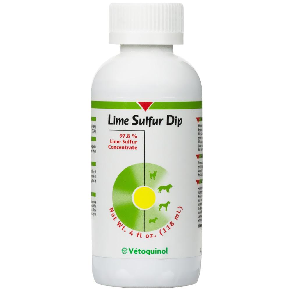 Vet Solutions Lime Sulfur Dip (4 oz).