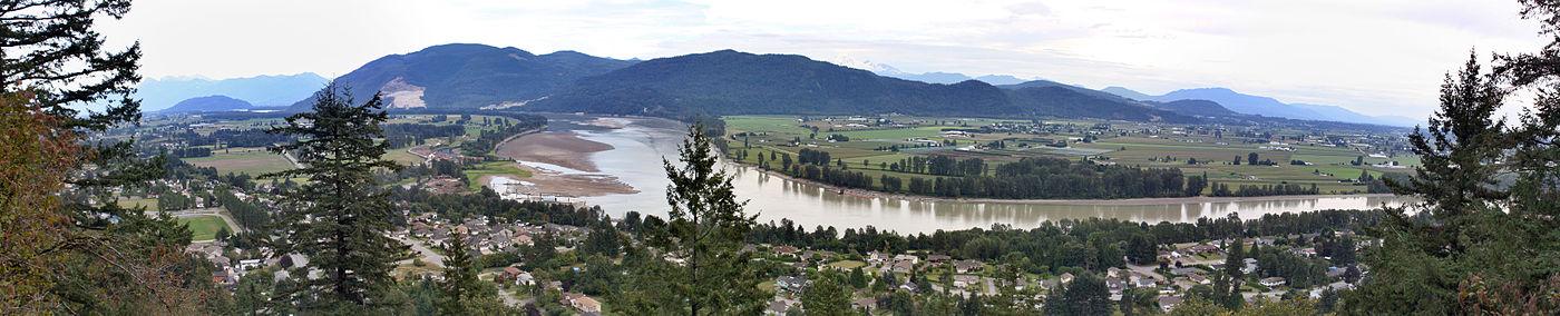 Abbotsford, British Columbia.