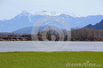 Sumas Mountain Stock Images.