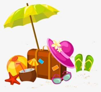 Free Summer Clip Art with No Background.