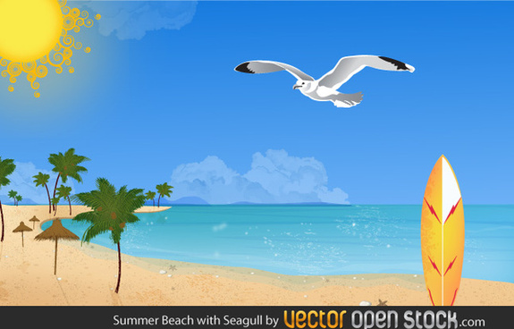 Free summer beach border clipart free vector download (10,469 Free.