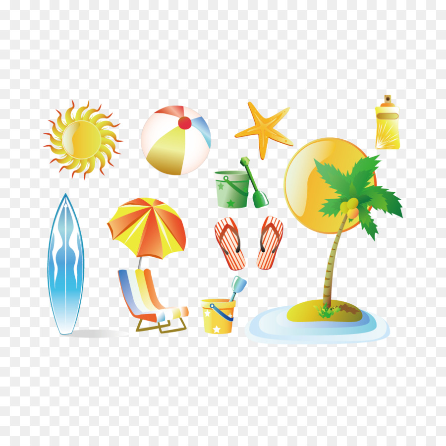 Summer Tropical png download.