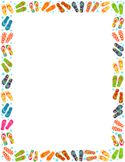Free Summer Borders Cliparts, Download Free Clip Art, Free.