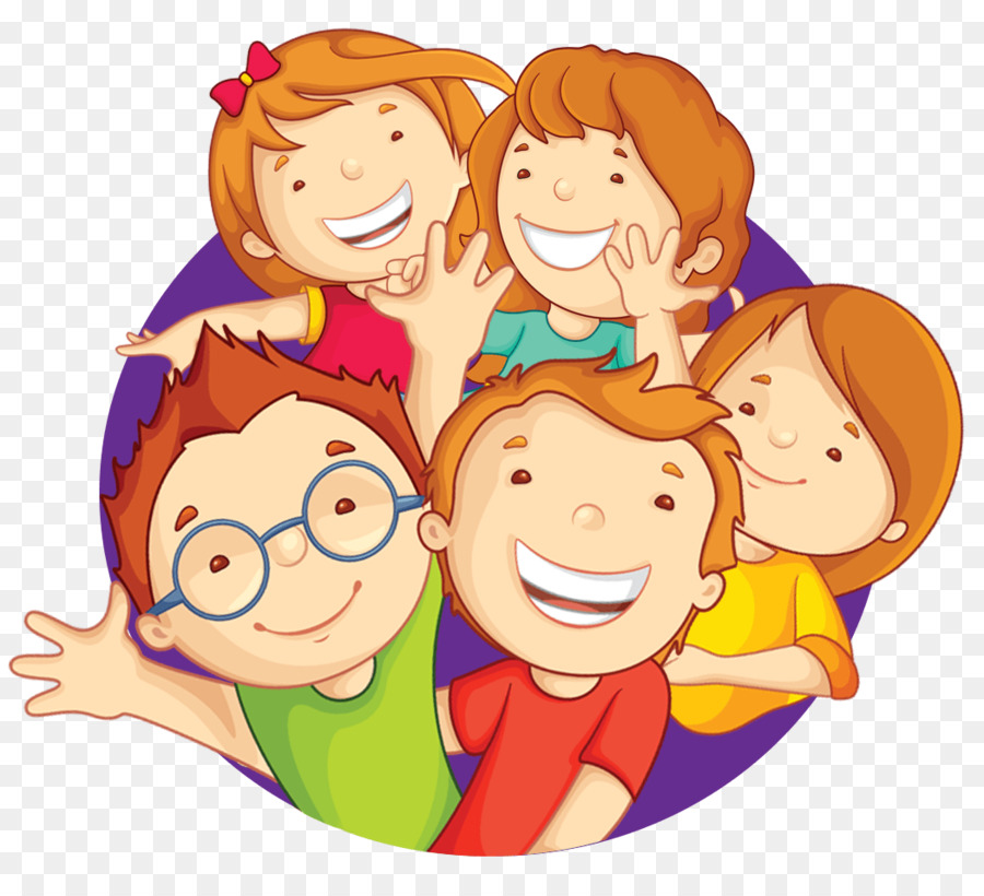 Friendship Day Happy People png download.