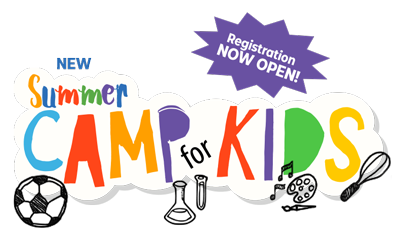 Summer Camps for Kids.