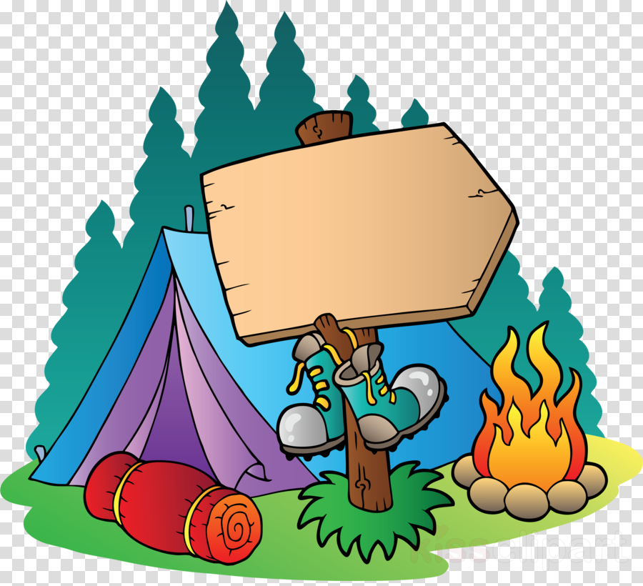 Summer Camp clipart.