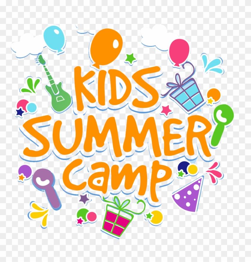 Free Kids Summer Camp Png.