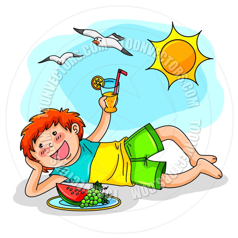 Cartoon Summer Pictures.