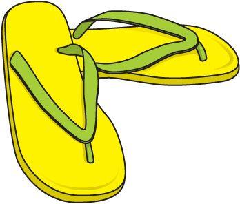 Flip Flop Clipart #6629.