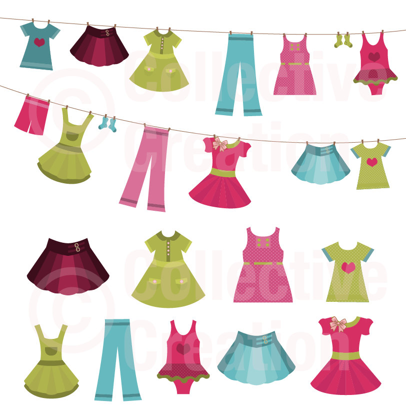 Free Pictures Of Summer Clothes, Download Free Clip Art.