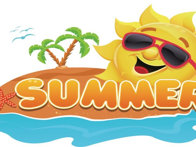 Summer Day Clipart.