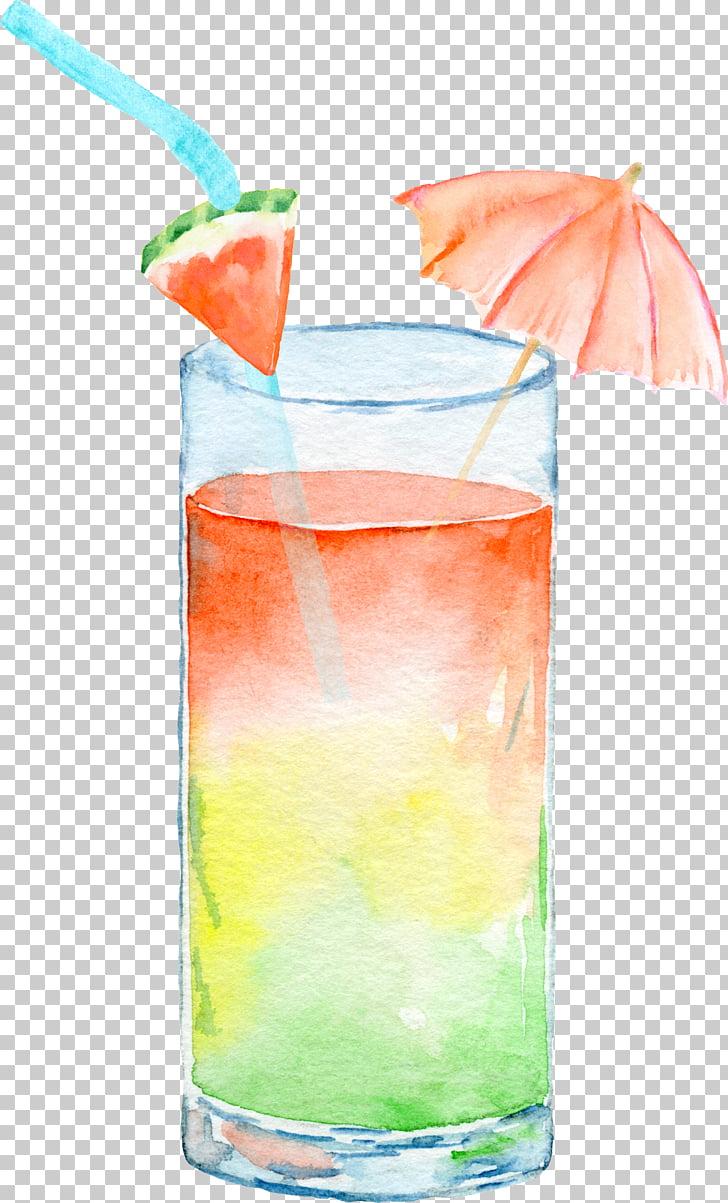 Bay Breeze Drink , Summer Drinks, watermelon juice PNG.