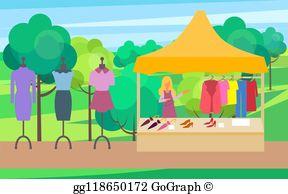 Summer Fair Clip Art.