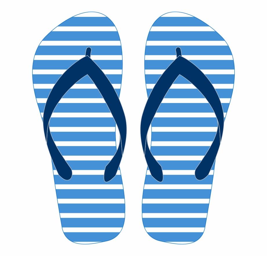 Summer Flip Flop Clip Art Cliparts.