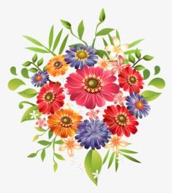 Clip Art Free Clipart Summer Flowers.