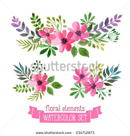Flower Bouquet Stock Photos, Royalty.