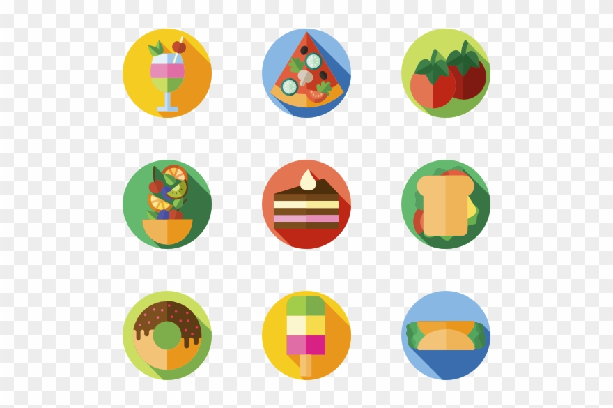 Summer Food And Drink Clipart (#2425836).