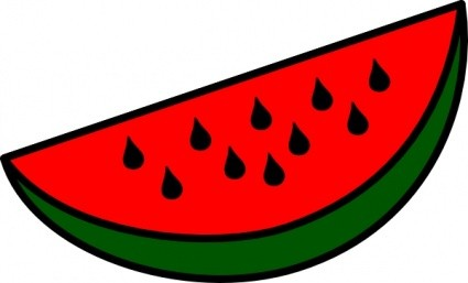 Summer Fruit Clipart.