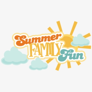 Free Summer Fun Clipart Cliparts, Silhouettes, Cartoons Free.