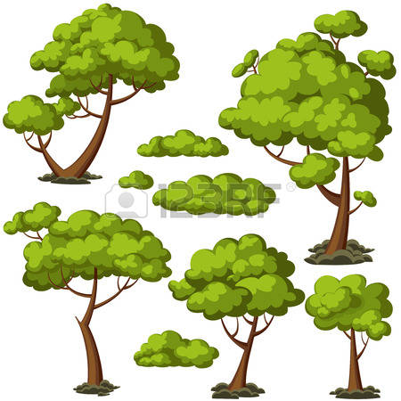 47,920 Bushes Stock Vector Illustration And Royalty Free Bushes.