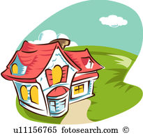Summer house Clip Art EPS Images. 8,402 summer house clipart.