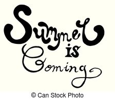 Summer is coming Vector Clip Art EPS Images. 373 Summer is.