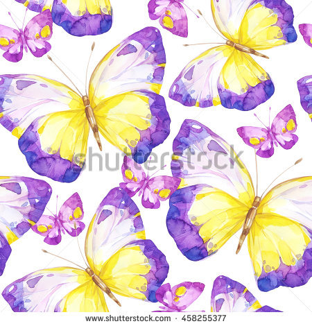 Colorful Clipart Butterflies Stock Photos, Royalty.