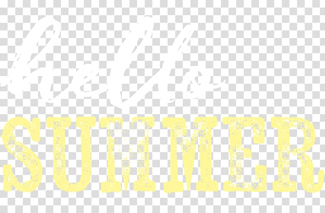 Logo Brand Font, summer offer transparent background PNG.