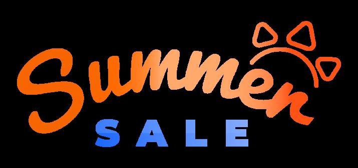 Summer Sale Image PNG.