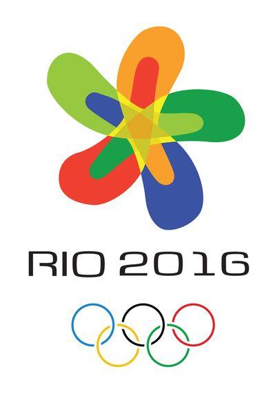 2016 Summer Olympics Clip Art.