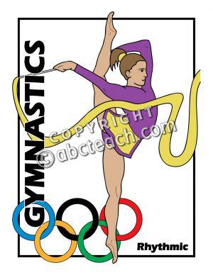 Summer olympics clipart.