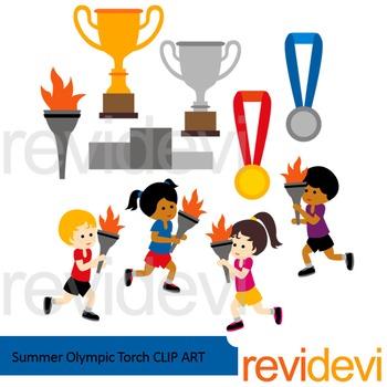 Olympic clip art.