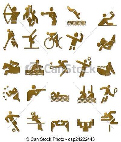 Summer olympics Stock Illustrations. 967 Summer olympics clip art.